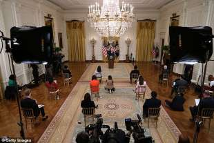 la prima conferenza stampa di joe biden 5