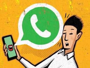 messaggi vocali su whatsapp