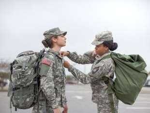 nuovo regolamento donne nell'esercito usa 1