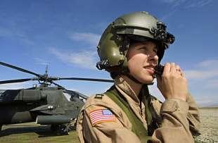 nuovo regolamento donne nell'esercito usa