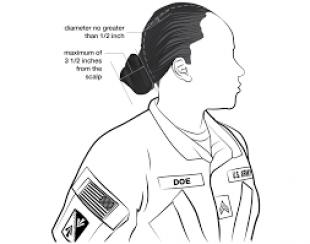 nuovo regolamento donne nell'esercito usa 3