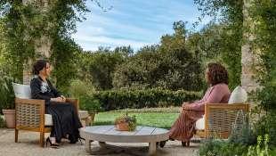 oprah winfrey intervista meghan markle e il principe harry 1