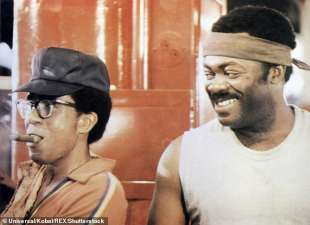 richard pryor yaphet kotto