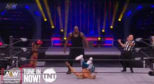 shaquille o'neal vs. cody rhodes 6
