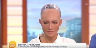 sophia il robot