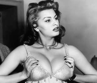 sophia loren nel 1950