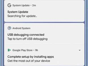 system update malware android