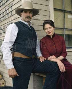 tom selleck isabella rossellini monte walsh