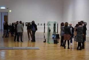 visitatori della mostra io dico io foto di bacco (1)