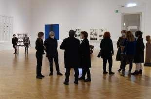 visitatori della mostra io dico io foto di bacco (4)