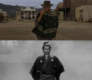 yojimbo vs per un pugno di dollari