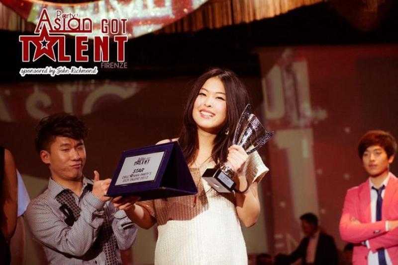 Asian Talent 110