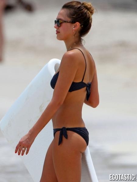 foto bikini jessica alba: