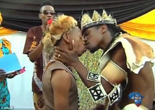 MATRIMONIO GAY IN SUDAFRICA
