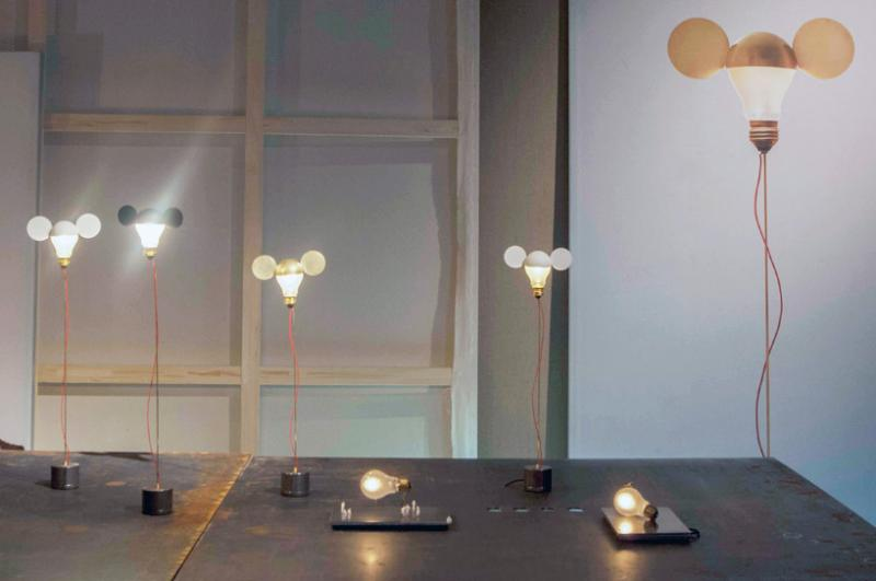 Le lampade di ingo maurer dago fotogallery for Ingo maurer lampade