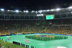 Il Maracana ospitera le cerimonie di apertura e chiusura dei Giochi Olimpici