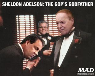 sheldon adelson e chris christie