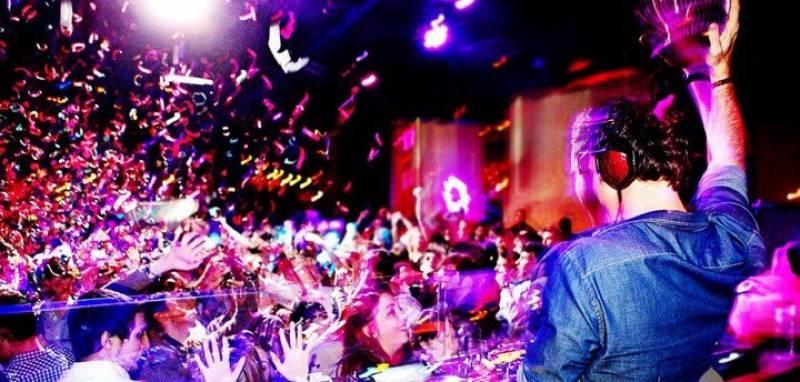 Barcellona movida opium dago fotogallery for Night club barcelona