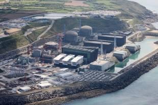 centrale nucleare di flamanville in normandia