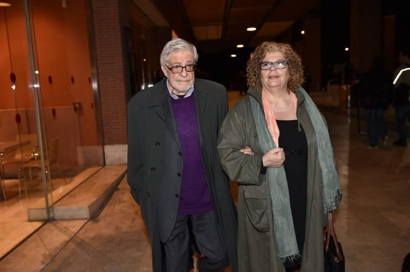 Ettore scola e moglie - Dago fotogallery