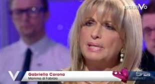 GABRIELLA MADRE DI FABRIZIO CORONA
