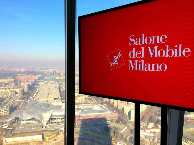 Salone del mobile dago fotogallery for Salone mobile ufficio