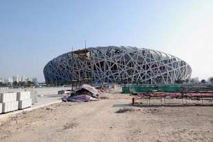 abbandono post olimpiadi pechino