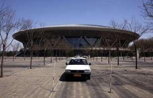olimpiadi pechino abbandono