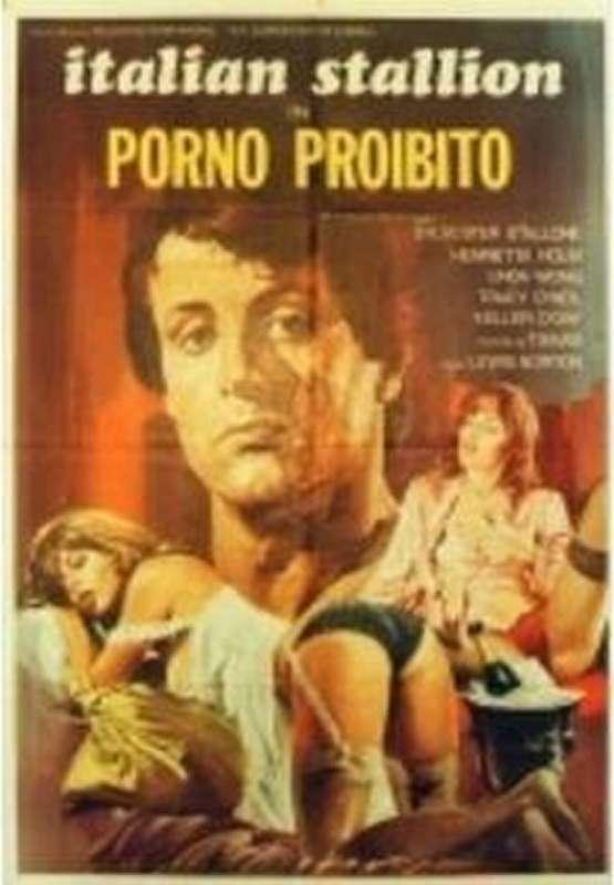 Sylvester stallone em filme porno