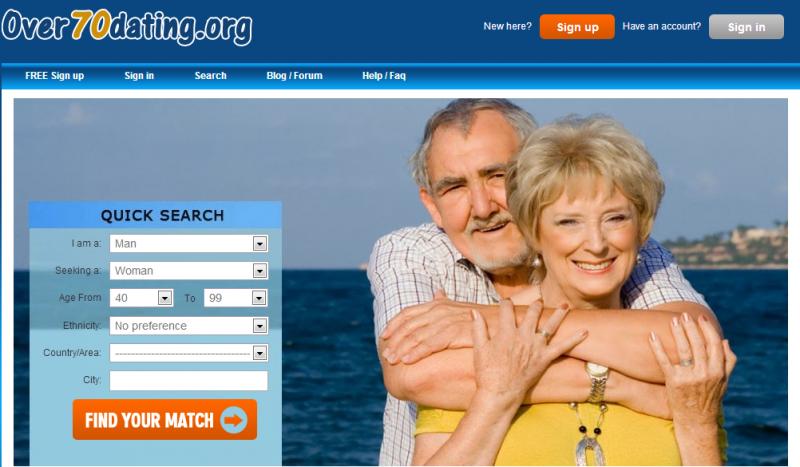 Esempio di profilo online di dating