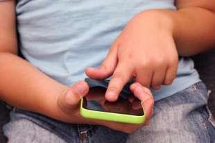 bambino smartphone