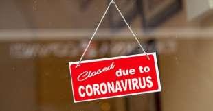 chiuso per virus