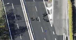 controlli carabinieri via aurelia foto mezzelani gmt08