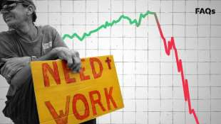 disoccupazione crisi