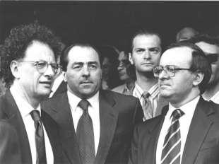 GHERARDO COLOMBO ANTONIO DI PIETRO PIERCAMILLO DAVIGO