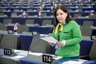 Laura Agea, sottosegretaria alle Politiche europee