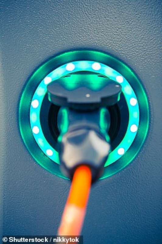 alimentazione elettrica auto