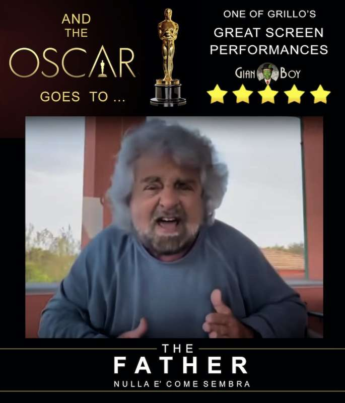 beppe grillo the father by gianboy