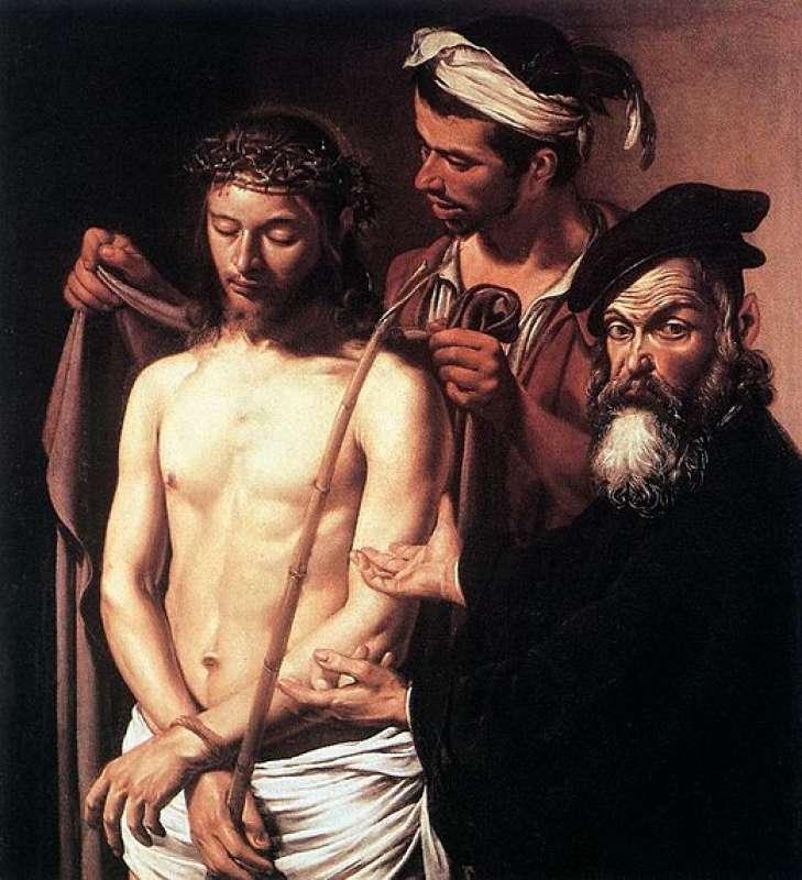 Caravaggio Ecce Homo - Genova