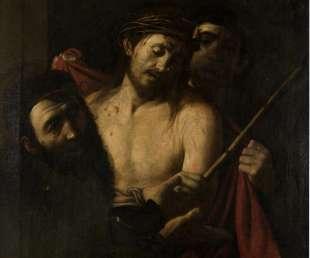 Caravaggio Ecce Homo - Madrid