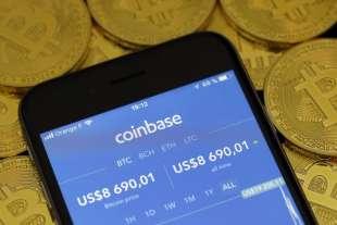 coinbase piattaforma per bitcoin