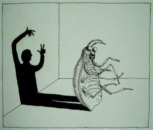 ebrei come scarafaggi