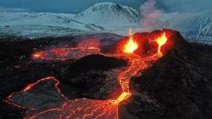 eruzione vulcano valle di geldinga, in islanda 15