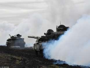 Esercitazioni militari ucraine