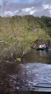 festa clandestina in amazzonia 1