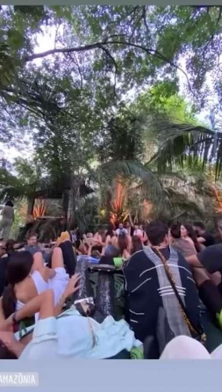 festa clandestina in amazzonia 2