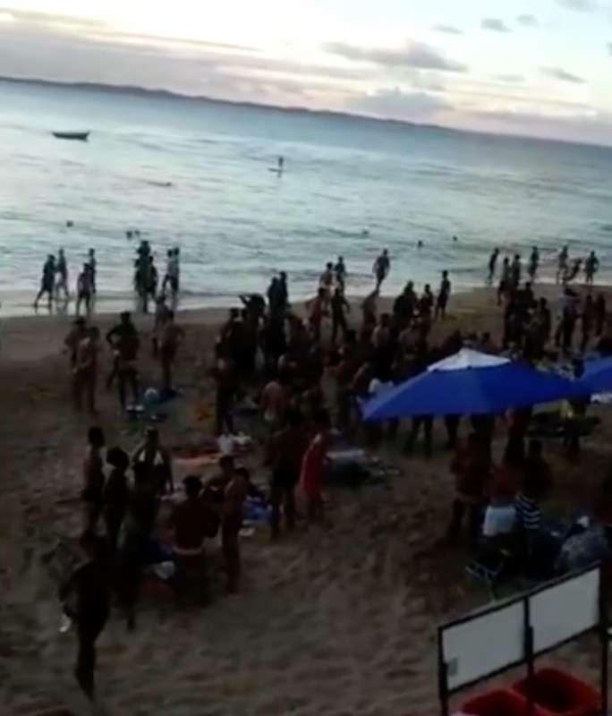 feste in brasile durante la pandemia 2