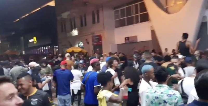 feste in brasile durante la pandemia 5