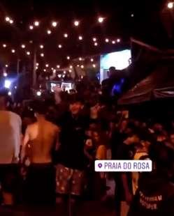 feste in brasile durante la pandemia 8