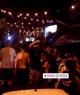 feste in brasile durante la pandemia 9